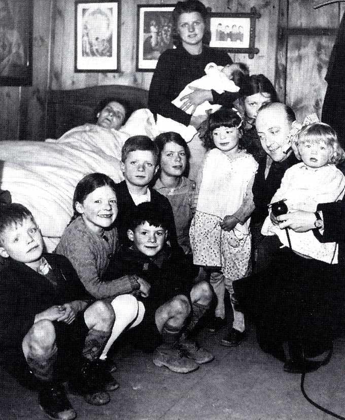Famille avec 20 enfants pour l 39 exemple 1941 notre histoire - Cuisinez avec notre famille ...