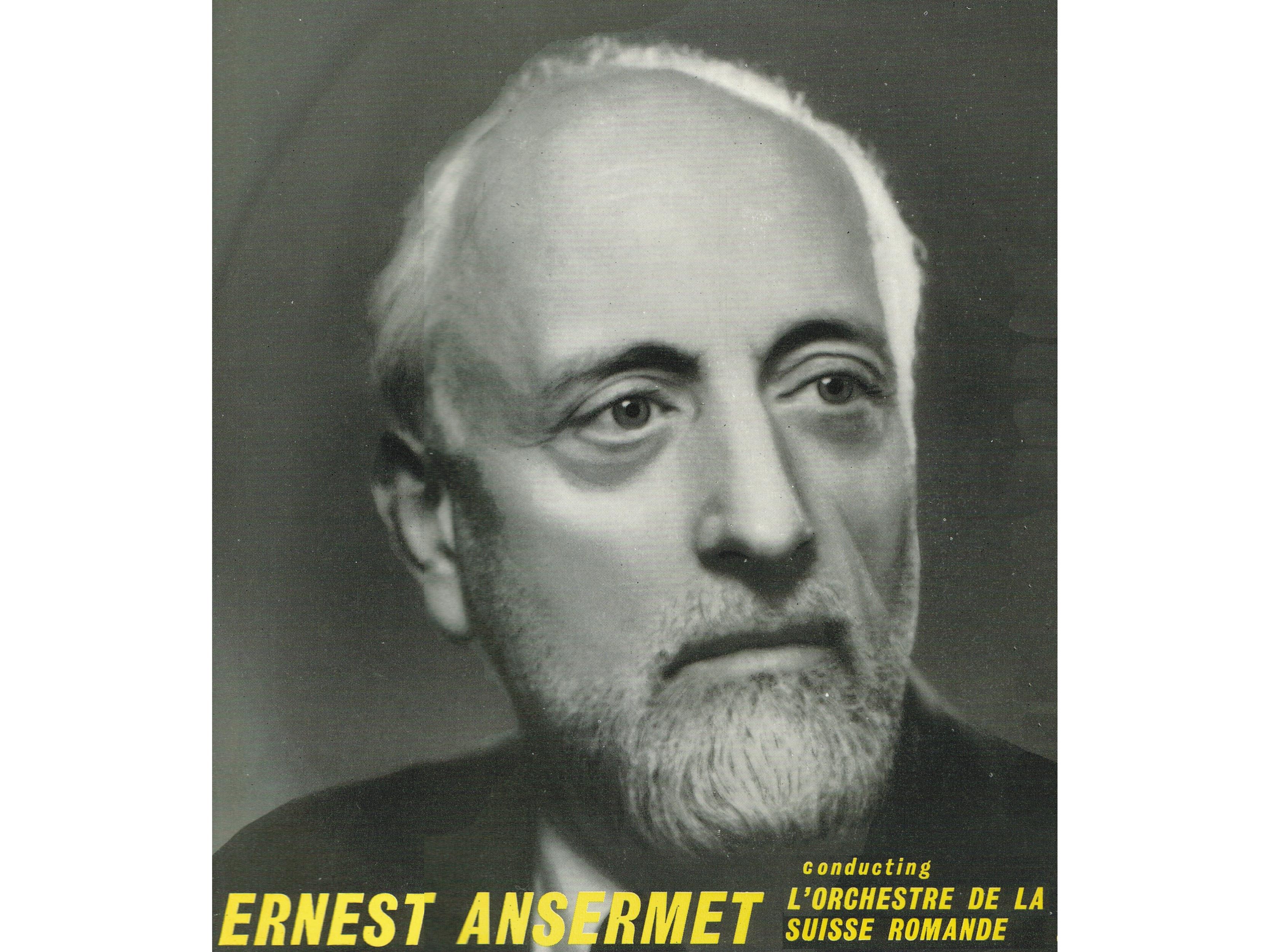 N. RIMSKI-KORSAKOW, Introduction et Cortège des Noces, OSR, Ernest ANSERMET, 1947