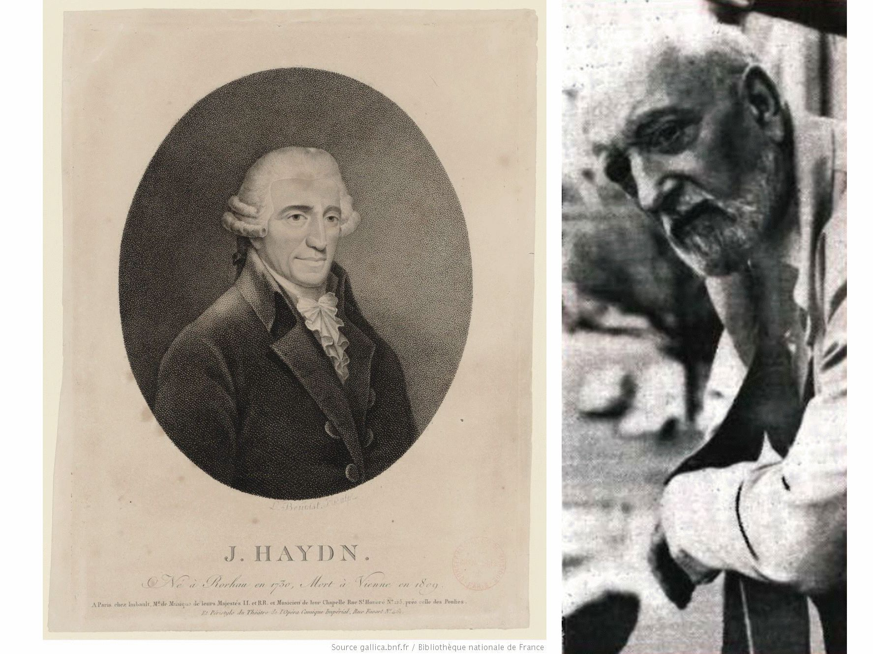 J. Haydn, Symphonie No 95, SOBR, Ernest Ansermet, 3/4.05.1962