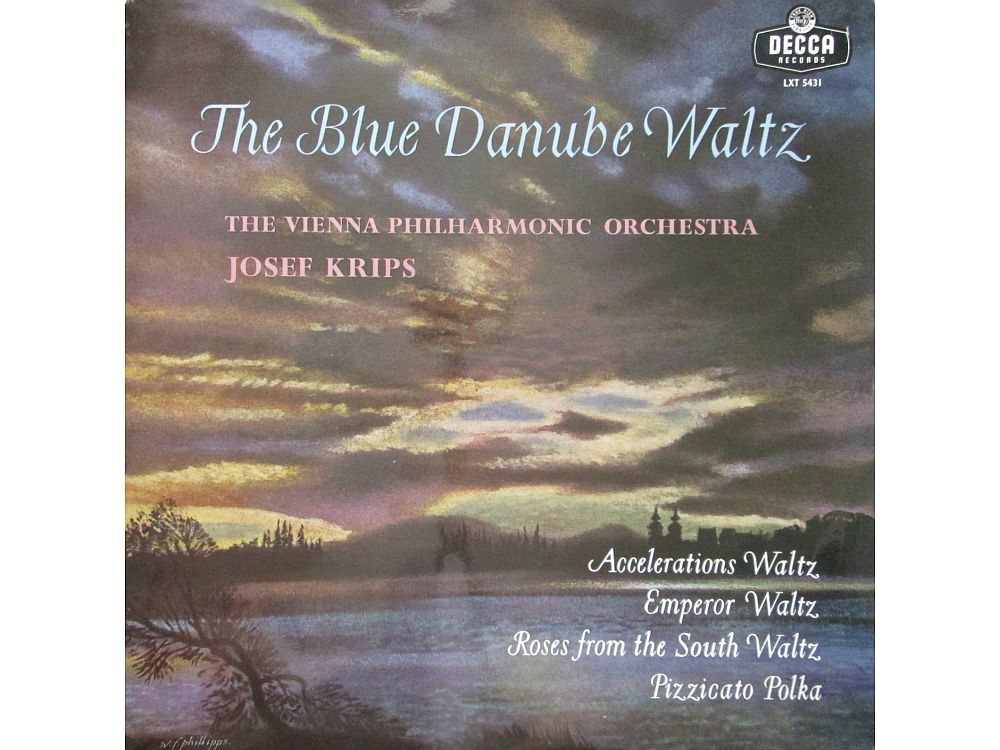 J. Strauss (fils), Op. 314, WP, Josef KRIPS