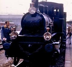 Les trains à vapeur