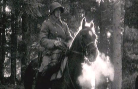 La cavalerie suisse