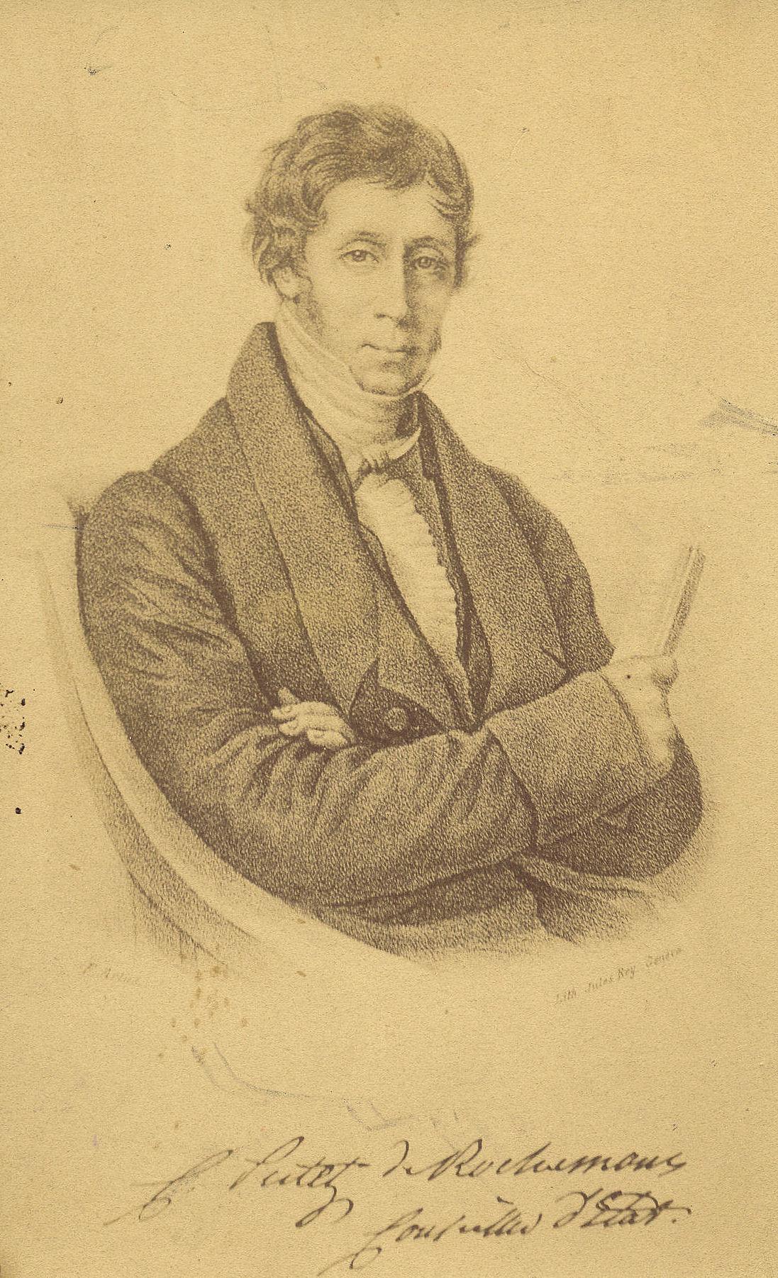 Charles Pictet de Rochemont