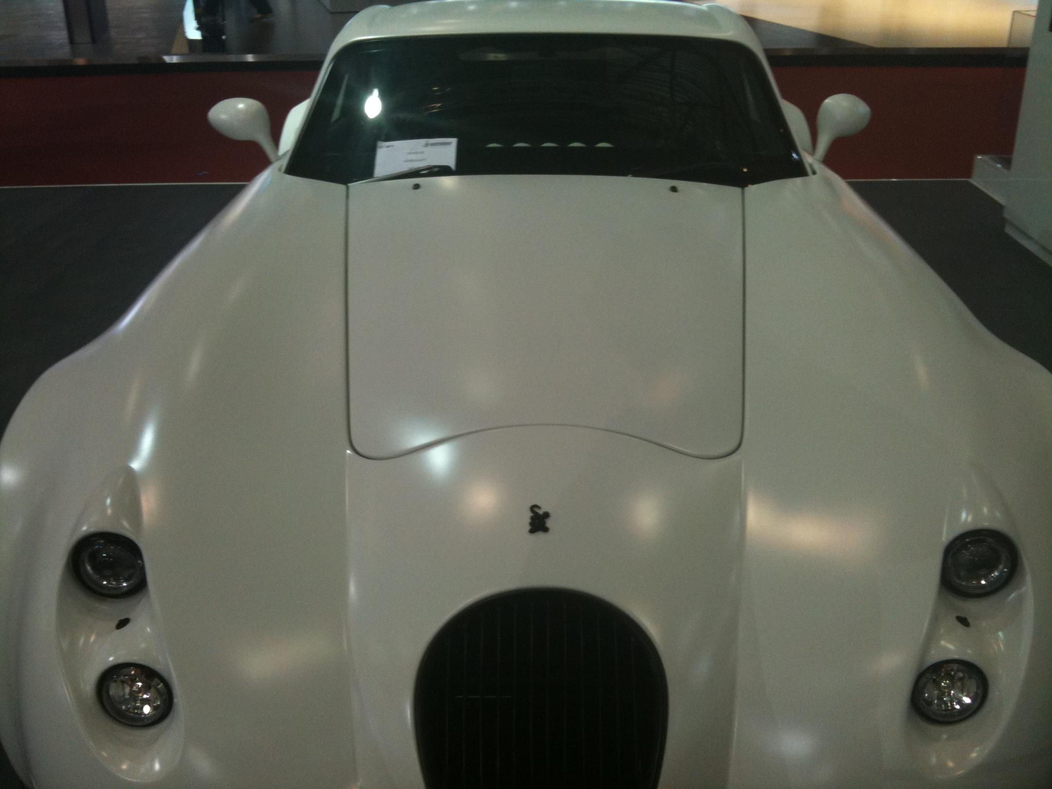 Le Salon de l'auto de Genève
