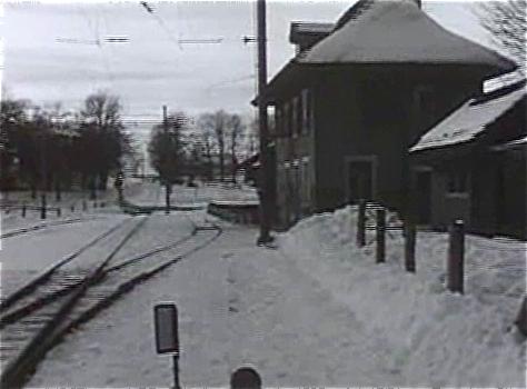 Les gares romandes
