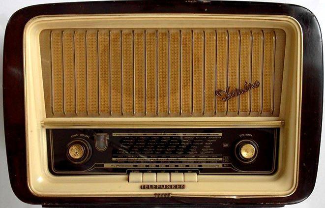 Mon histoire de la Radio Suisse Romande