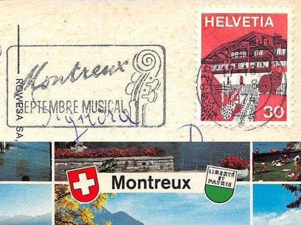 Septembre Musical de Montreux