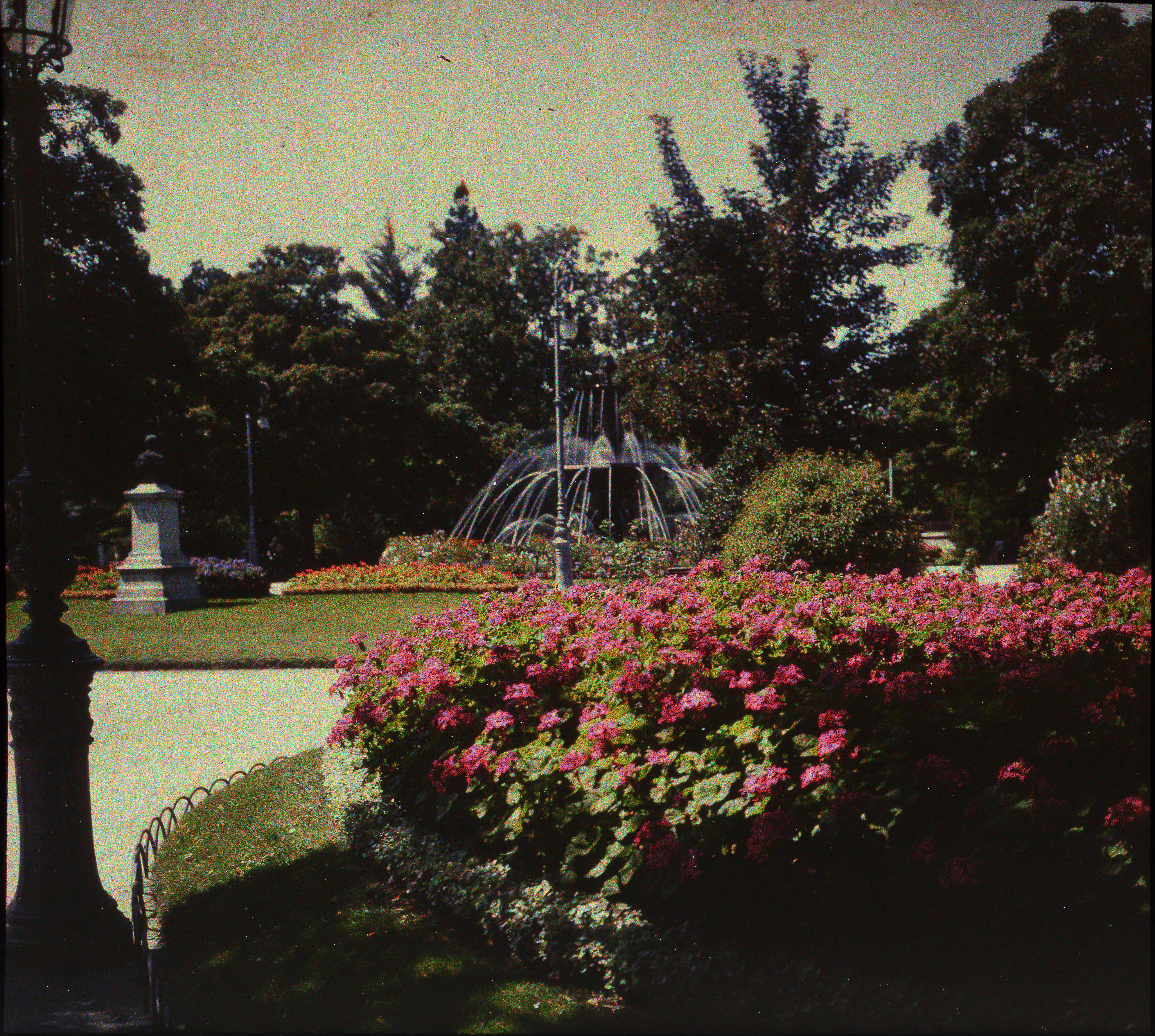 Gen ve jardin anglais notre histoire for Jardin anglais histoire
