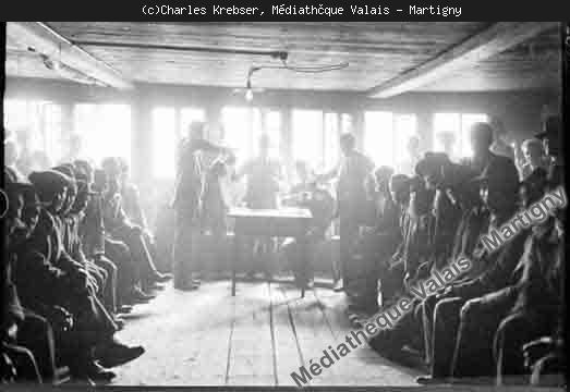 L'assemblée communale, 1928