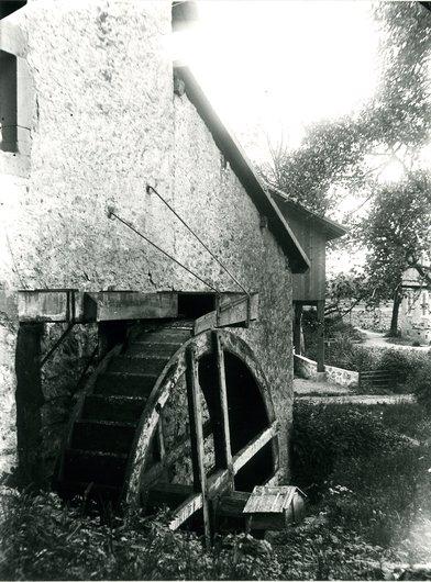 Moulin de Veyrier