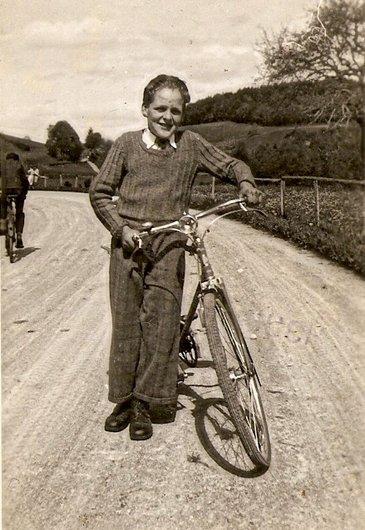 Vélo des années 30