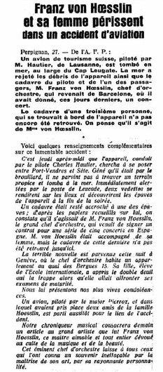 Journal de Genève, 27.09.1946