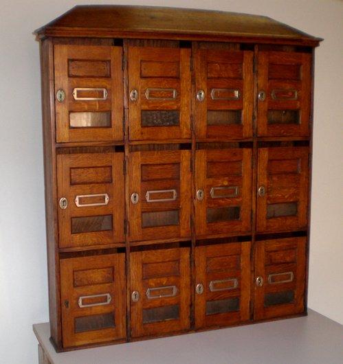 nos anciennes bo tes aux lettres notre histoire. Black Bedroom Furniture Sets. Home Design Ideas