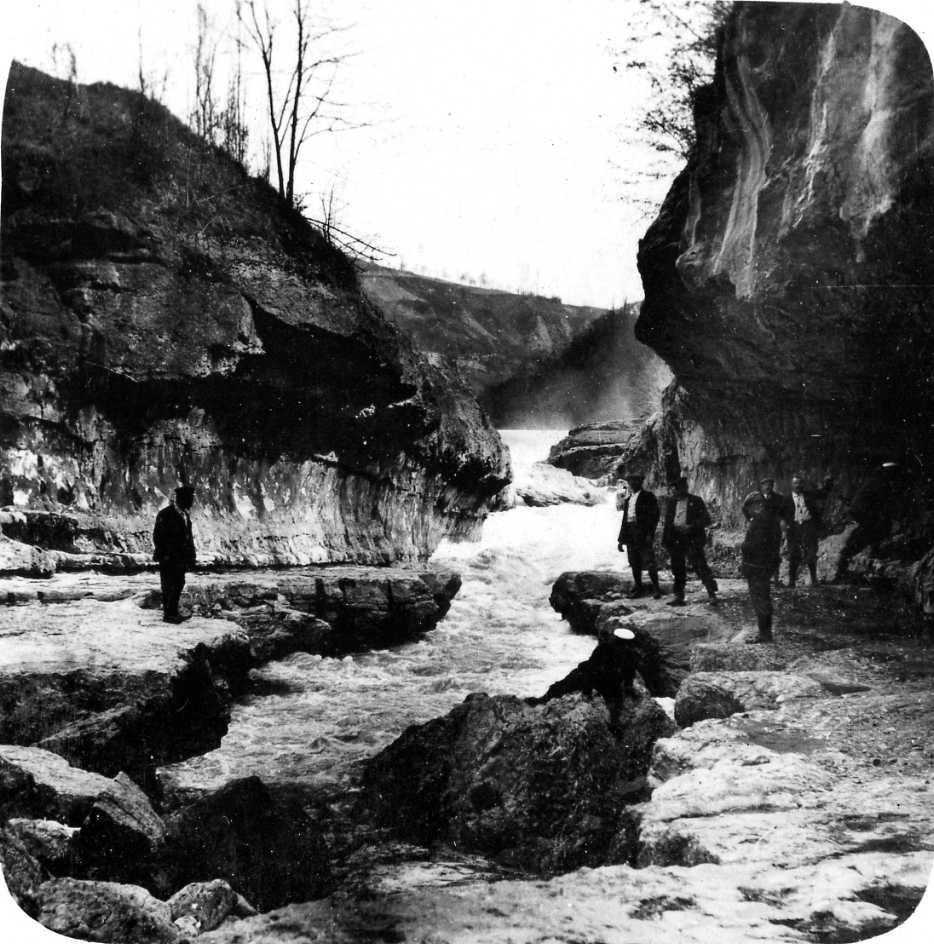 Bellegarde - Perte du Rhône