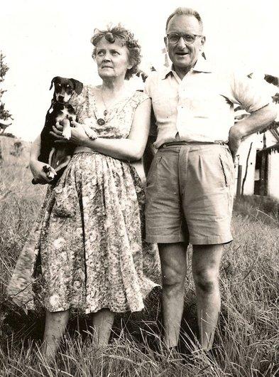 Thérèse et Emile Keller