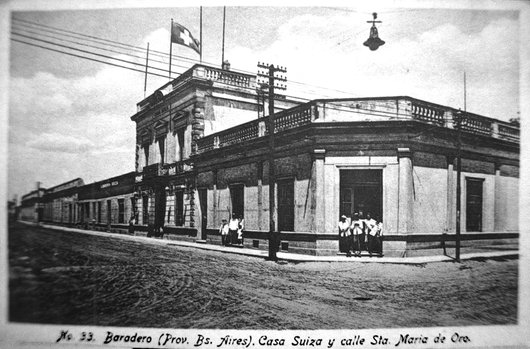 Baradero, Province de Buenos Aires: Casa Suiza