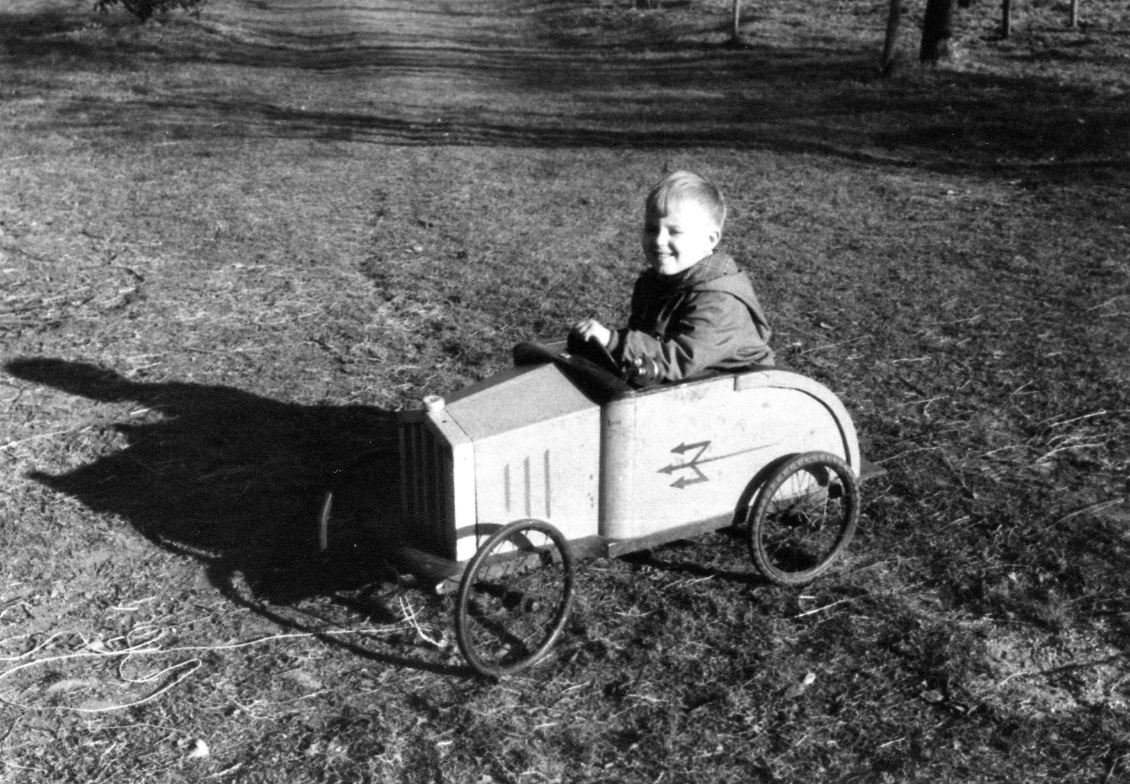 Championnats de jouets sportifs 1932 - (voitures à pédales) B984d06b619ac766