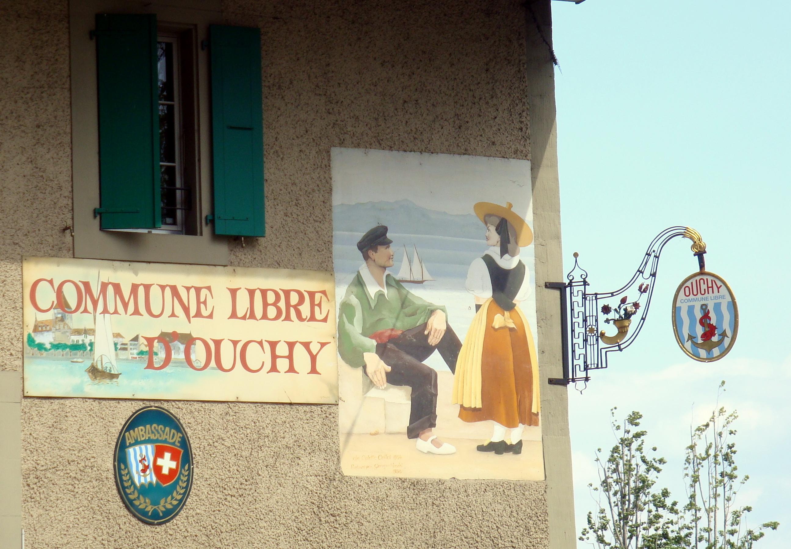 Maison de Commune - Ouchy