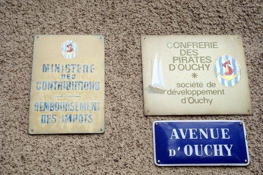 Ruelle des Pirates d'Ouchy