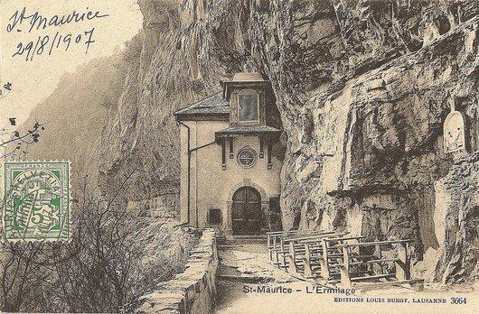 L'Ermitage de Saint-Amé