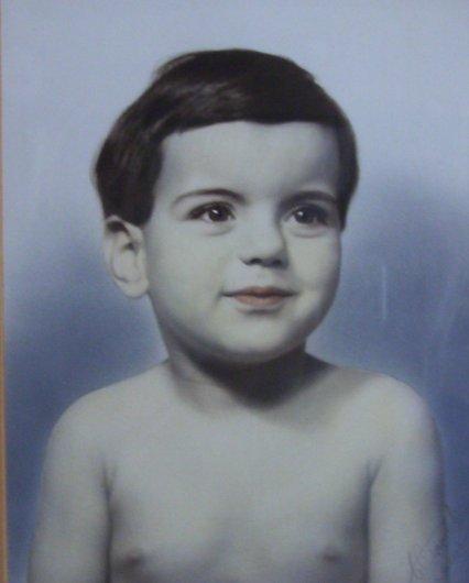 Portrait JP 2 ans