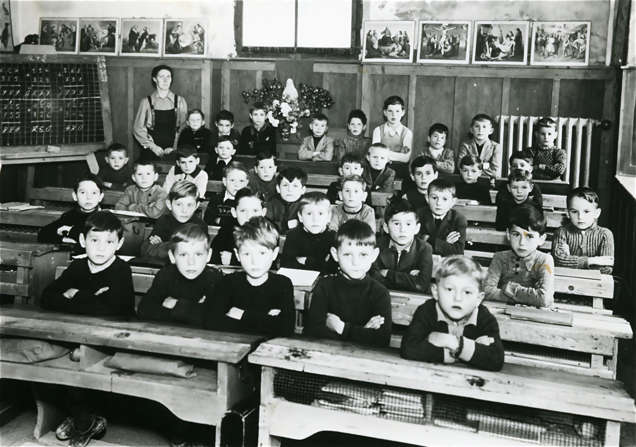 Sierre, école enfantine