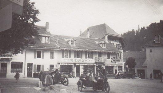 Épicerie O.Durgnat.St-Cergue (VD)
