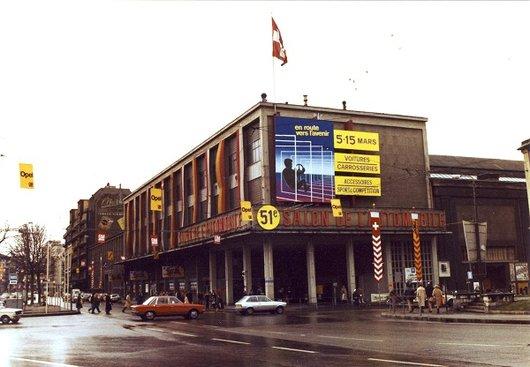 51e Salon de l'automobile  1981