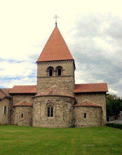 Eglise romane de Saint-Sulpice