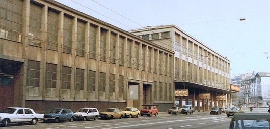Boulevard du Pont-d'Arve 1984