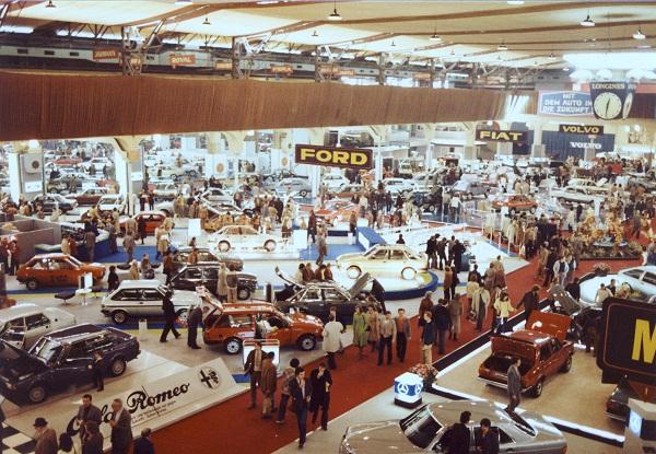 51e salon de l 39 automobile 1981 notre histoire for Offre d emploi salon de l auto geneve