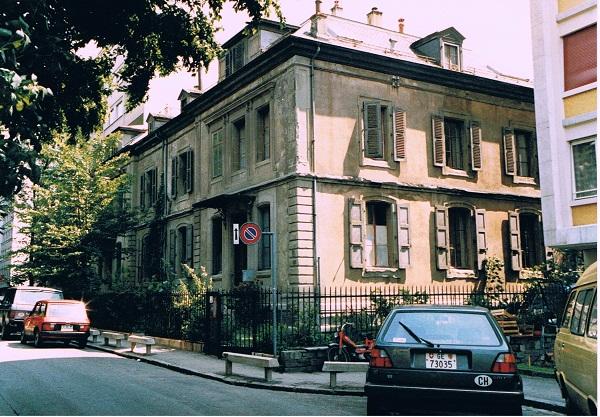 Avenue jules crosnier 1986 notre histoire for Avenue jules dujardin 5