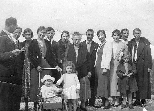 Famille Kaltenrieder Tannay