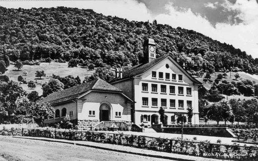 Collège de Cojonnex, Blonay