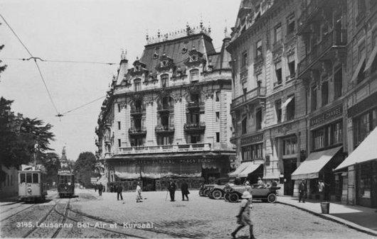 Restaurant Place Du Kursaal