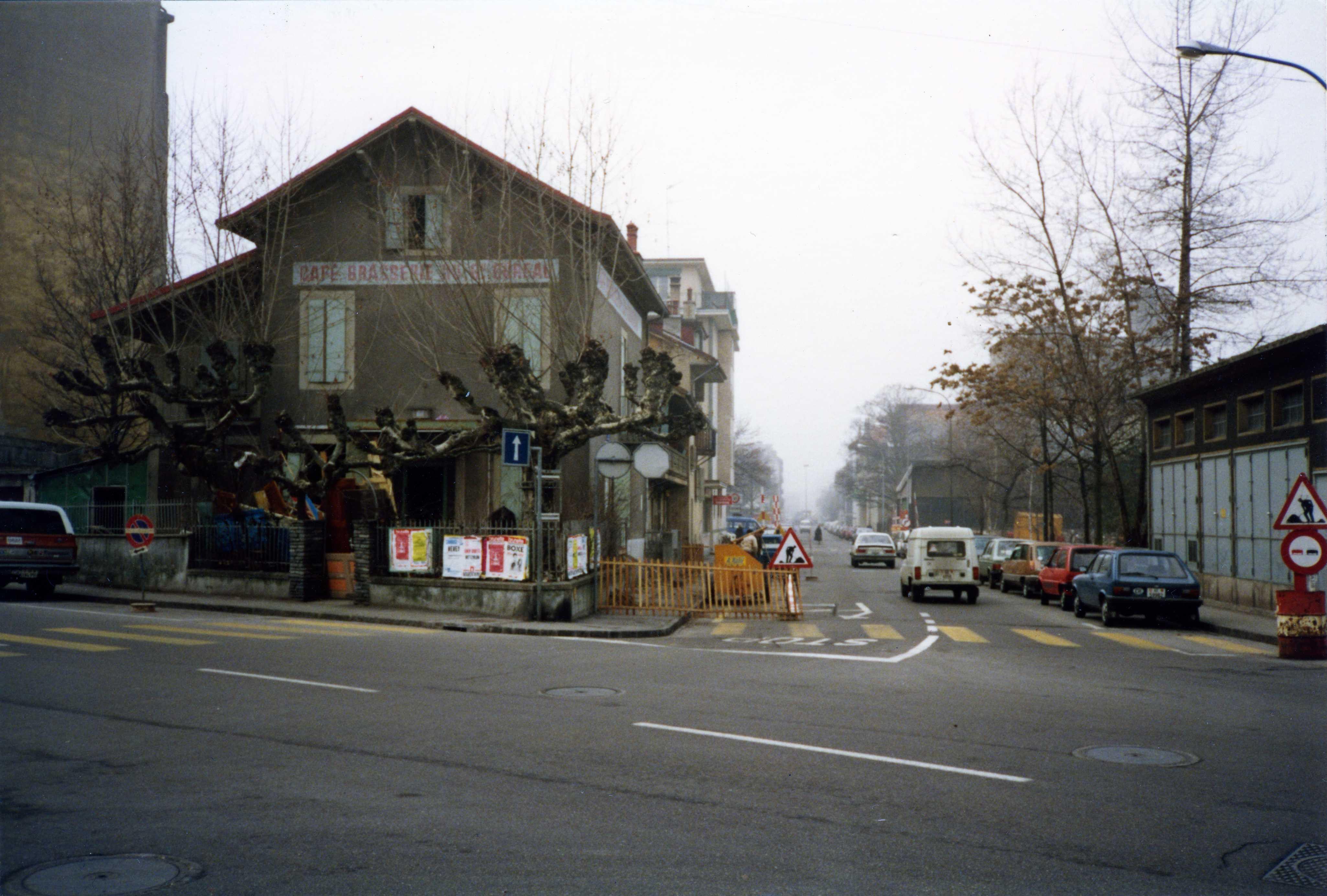 Rue Du Grand Bureau 224 Gen 232 Ve Acacias Notre Histoire