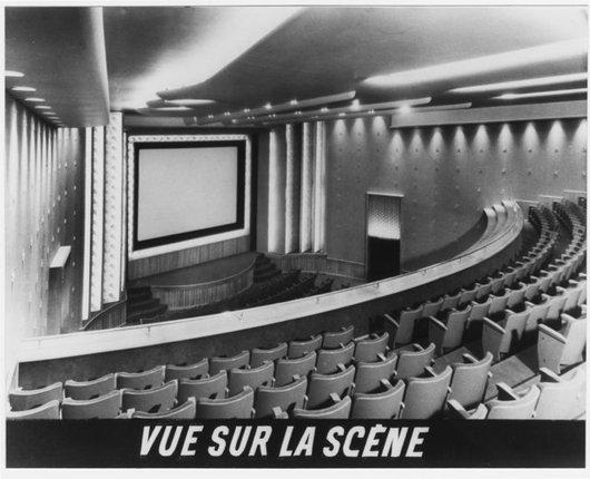 Cinéma Atlantic - Lausanne