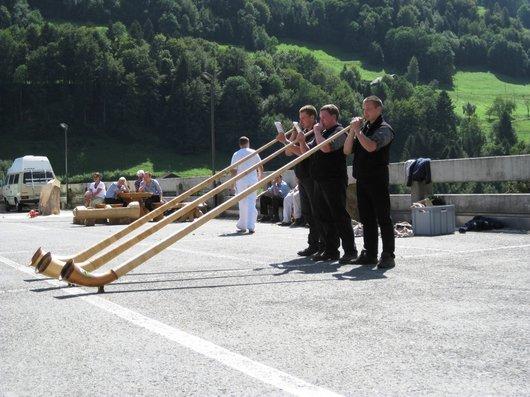 Cor des Alpes, Troistorrents