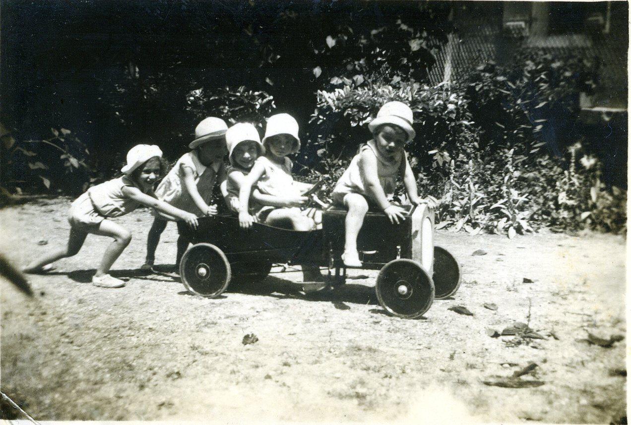 Championnats de jouets sportifs 1932 - (voitures à pédales) 2d629685ac2db00e