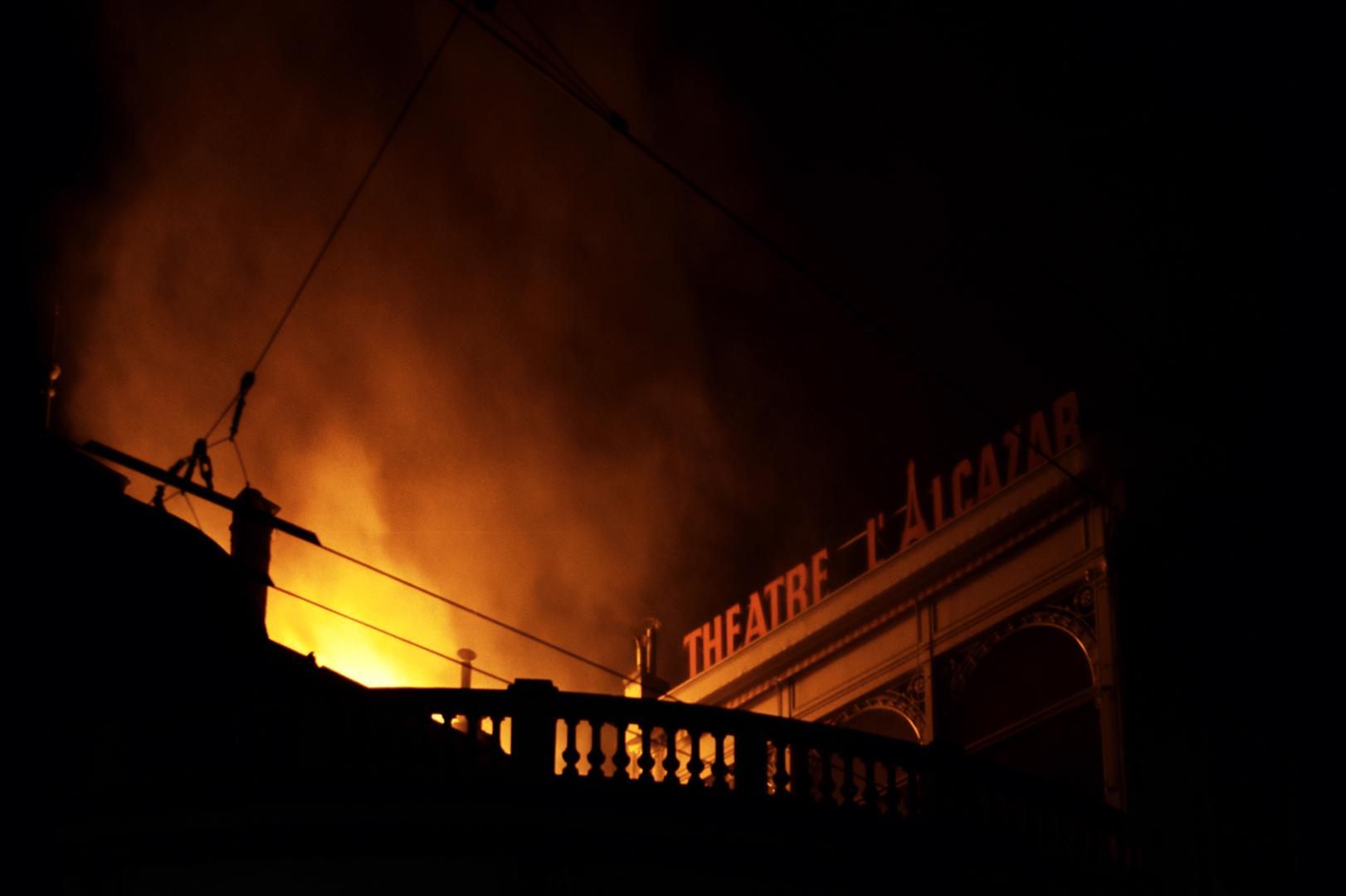 Incendie du th tre l 39 alcazar territet notre histoire for Airess incendie