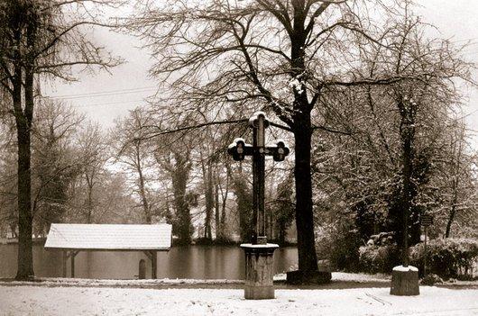 L'étang, Gd-Saconnex