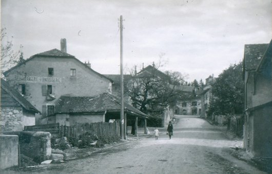L'Ancienne Route, Gd-Saconnex