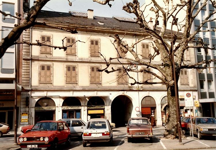Boulevard Helvu00e9tique - Notre Histoire