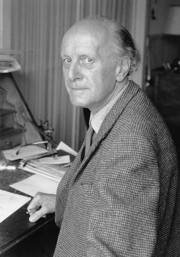 Henri Jaton, journaliste musical à Radio-Lausanne