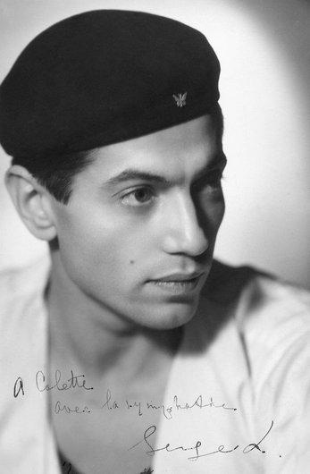 Portrait de Serge Lifar (1905-1986)