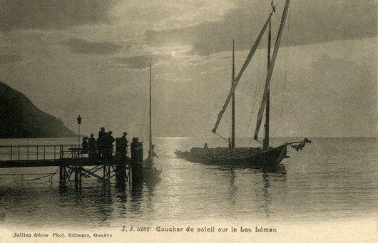 Barque du Léman