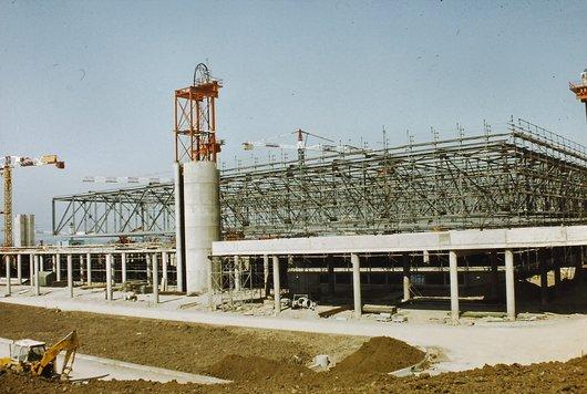 Palexpo Construction