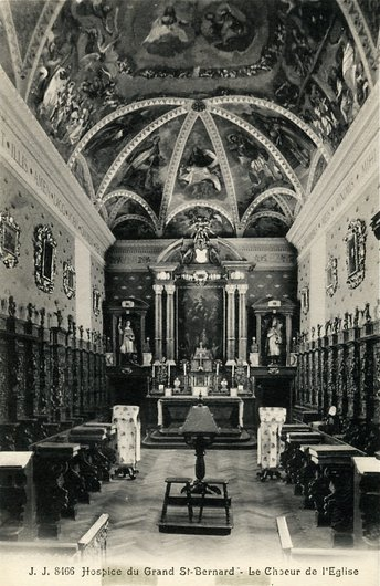 L'église de l'Hospice