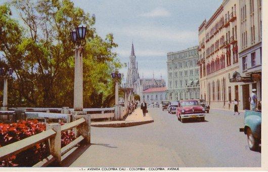 Cali - Colombie - 1950