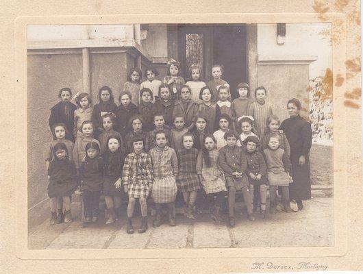 Classe d'Amélie Taramarcaz